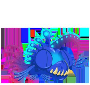 Image - Lantern Fish Dragon 3d.png - Dragon City Wiki  Image - Lantern...