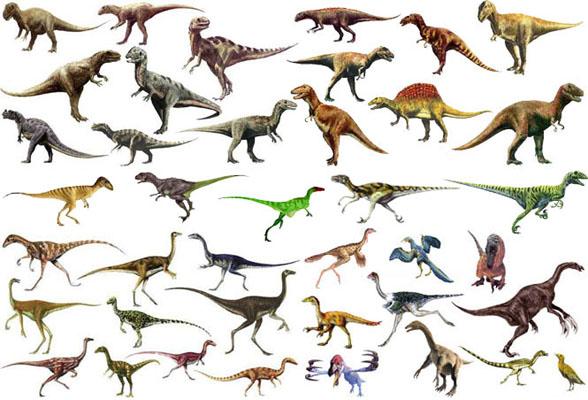 Opinions on theropoda - Dinosaure marin carnivore ...