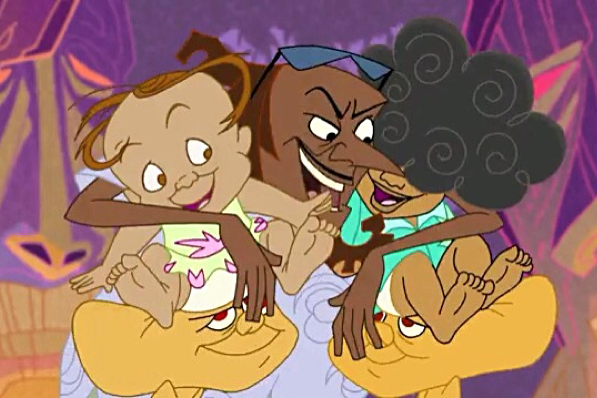 Proud Family Movie PeanutThe Proud Family Movie Peanut