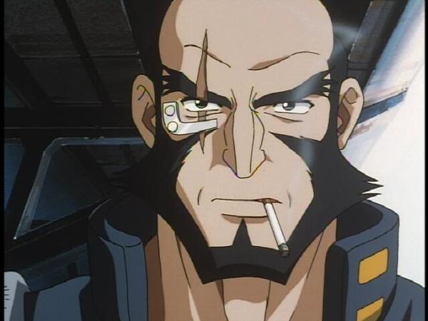 Jet Black - Cowboy Bebop Wiki