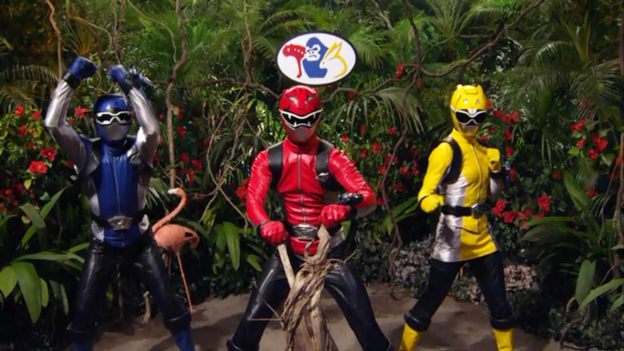 Go busters episode 45 facebook - Kaldrick and tariq season 1
