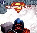 Superman: Man of Steel Vol 1 122