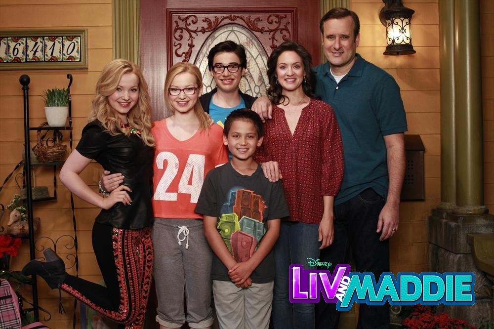 Liv and Maddie Wiki Navigation