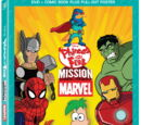 Phineas and Ferb: Mission Marvel (DVD)