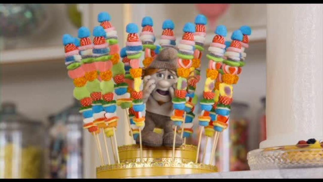 Smurfs 2 Clip - Candy Store Cart Ride