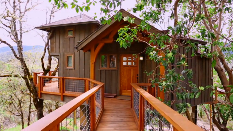 backyard treehouse designs backyard bungalow treehouse