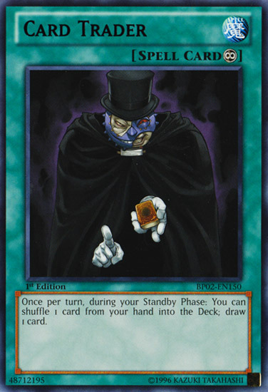 The NEW Jolly Cooperation and Brotherhood CardTrader-BP02-EN-R-1E