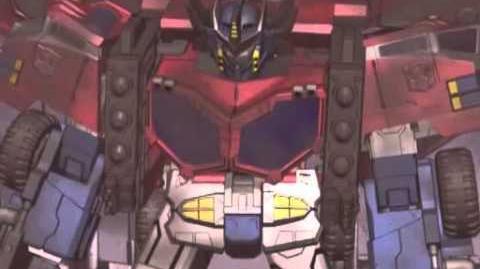 C Optimus Prime vs Galvatron Final Battle