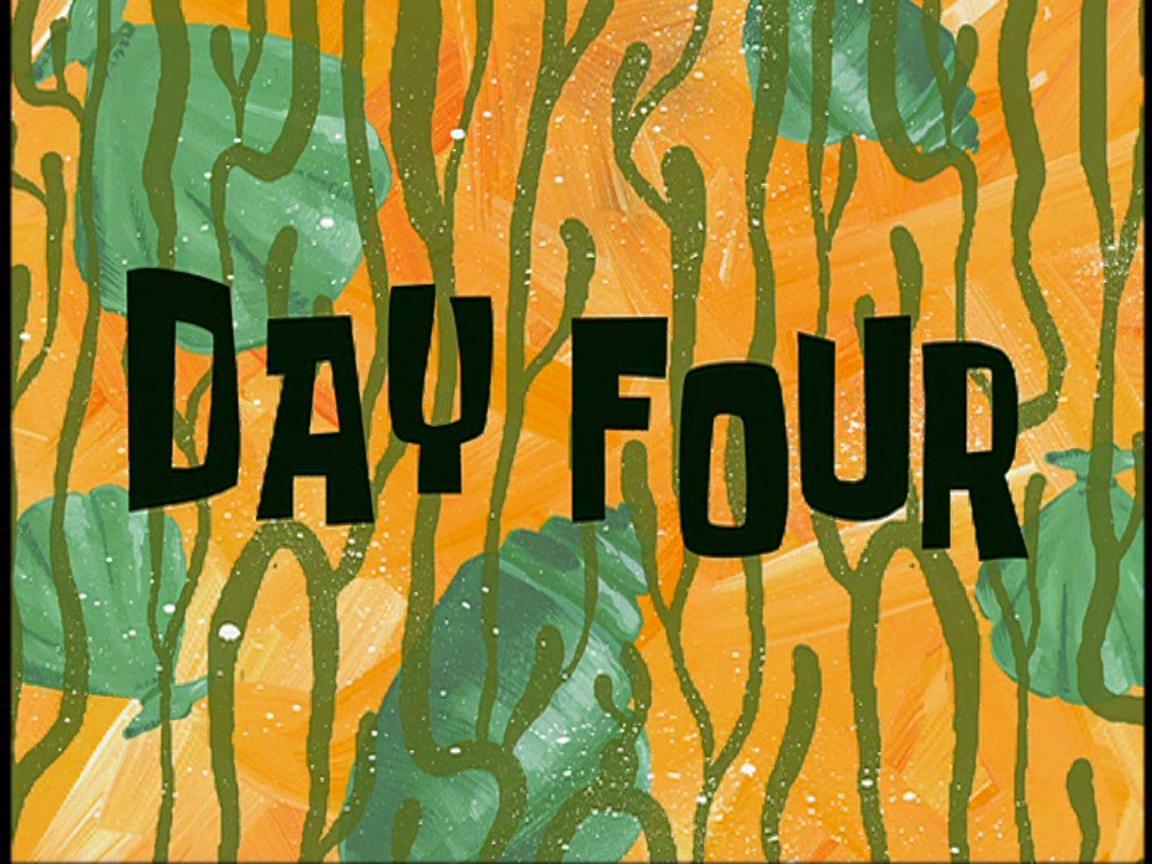 A Night's Howl - Zusammenfassung Dayfour