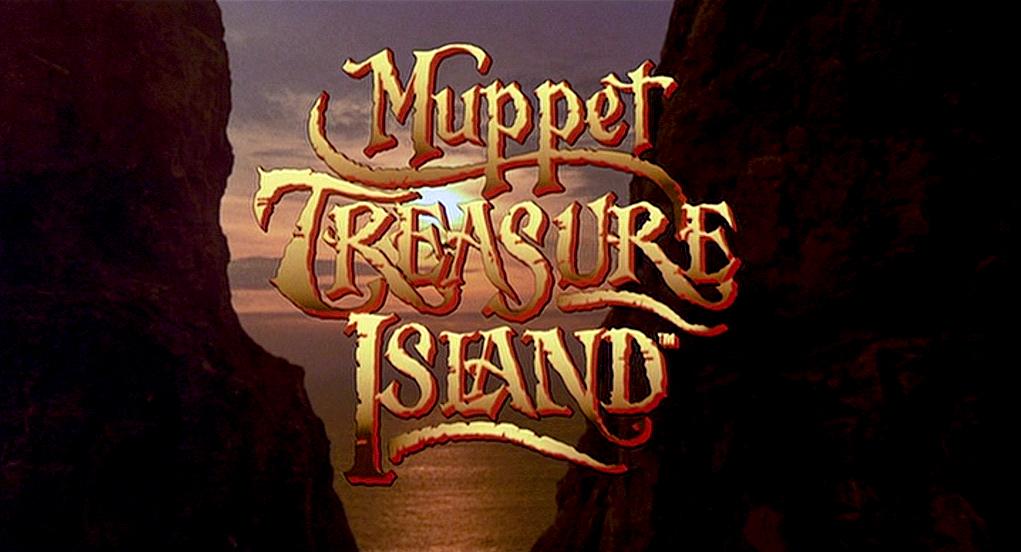 Muppet Treasure Island Dvd Cover