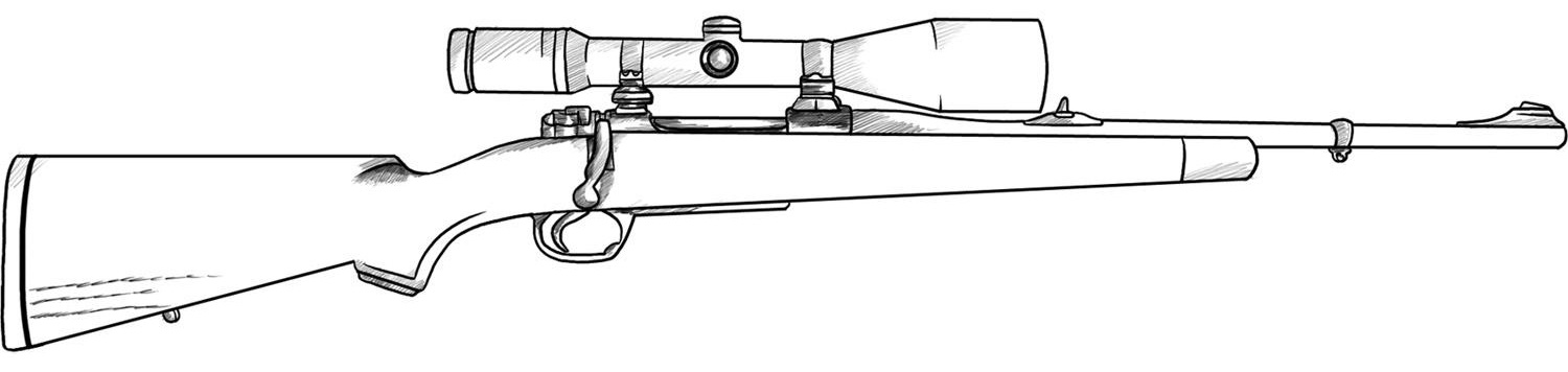 thompson machine gun coloring pages - photo#44