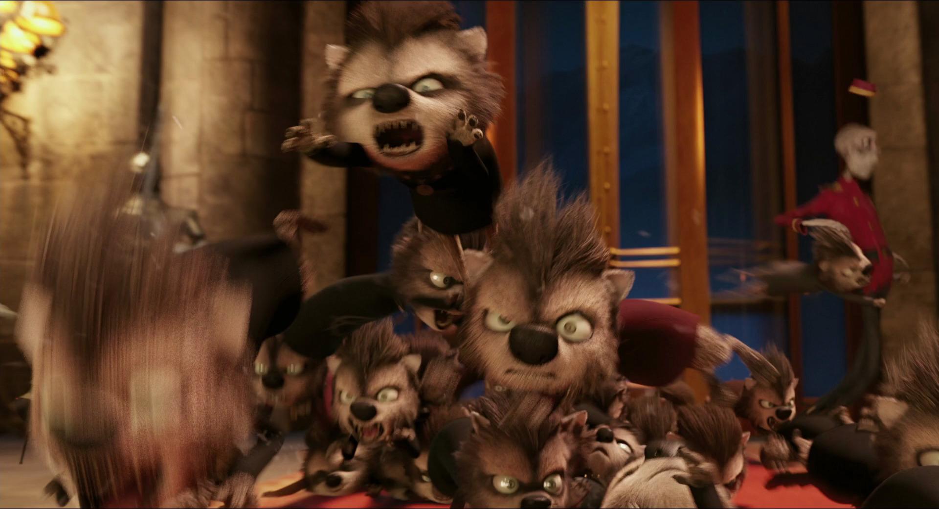 Werewolf Kids Hotel Transylvania Wiki