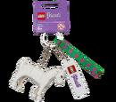 850789 Friends Horse Bag Charm