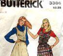 Butterick 3386