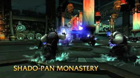 Mists of Pandaria Donjons et raids