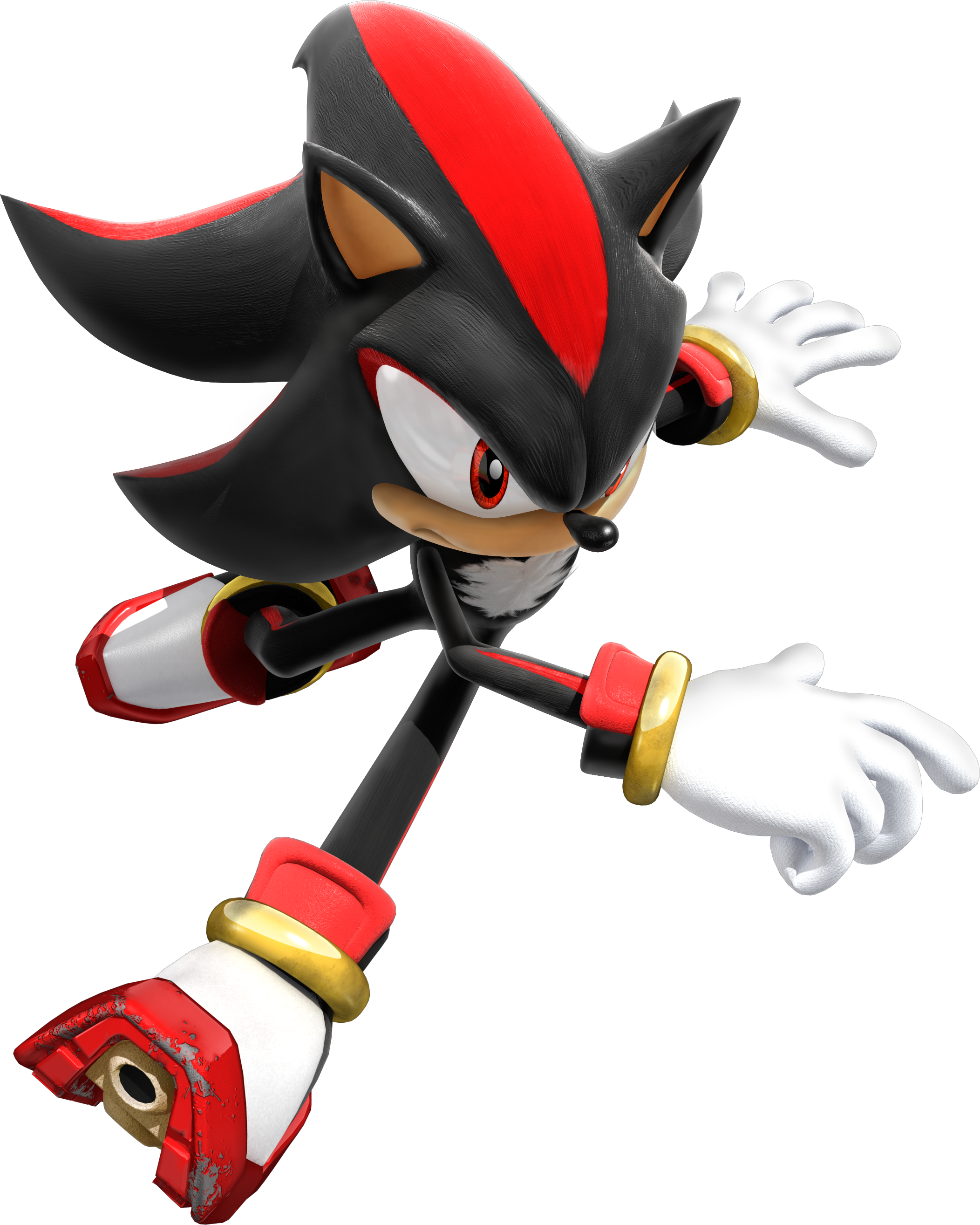 Sonic rivals sonic news network the sonic wiki - Sonic et shadow ...