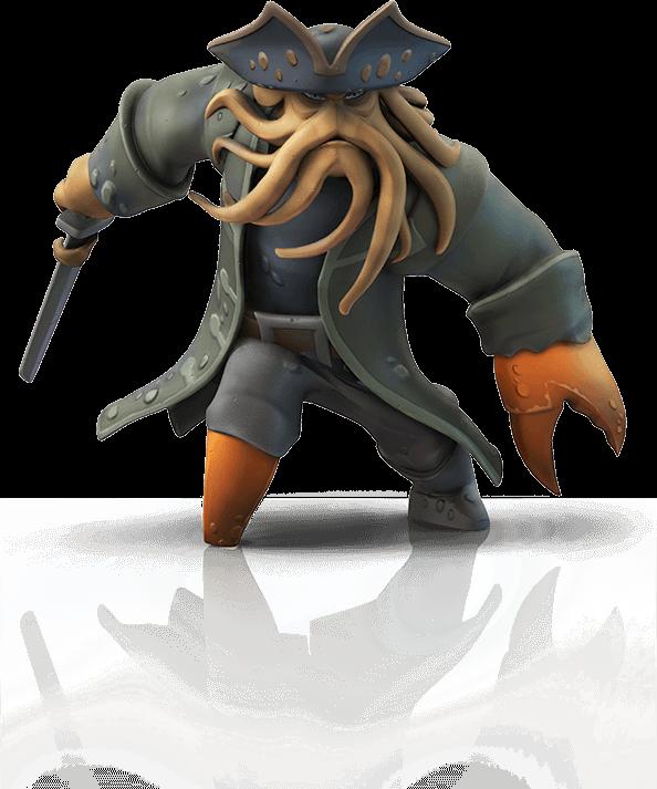 Davy Jones Disney Wiki