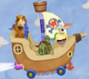 The Pirate Boat