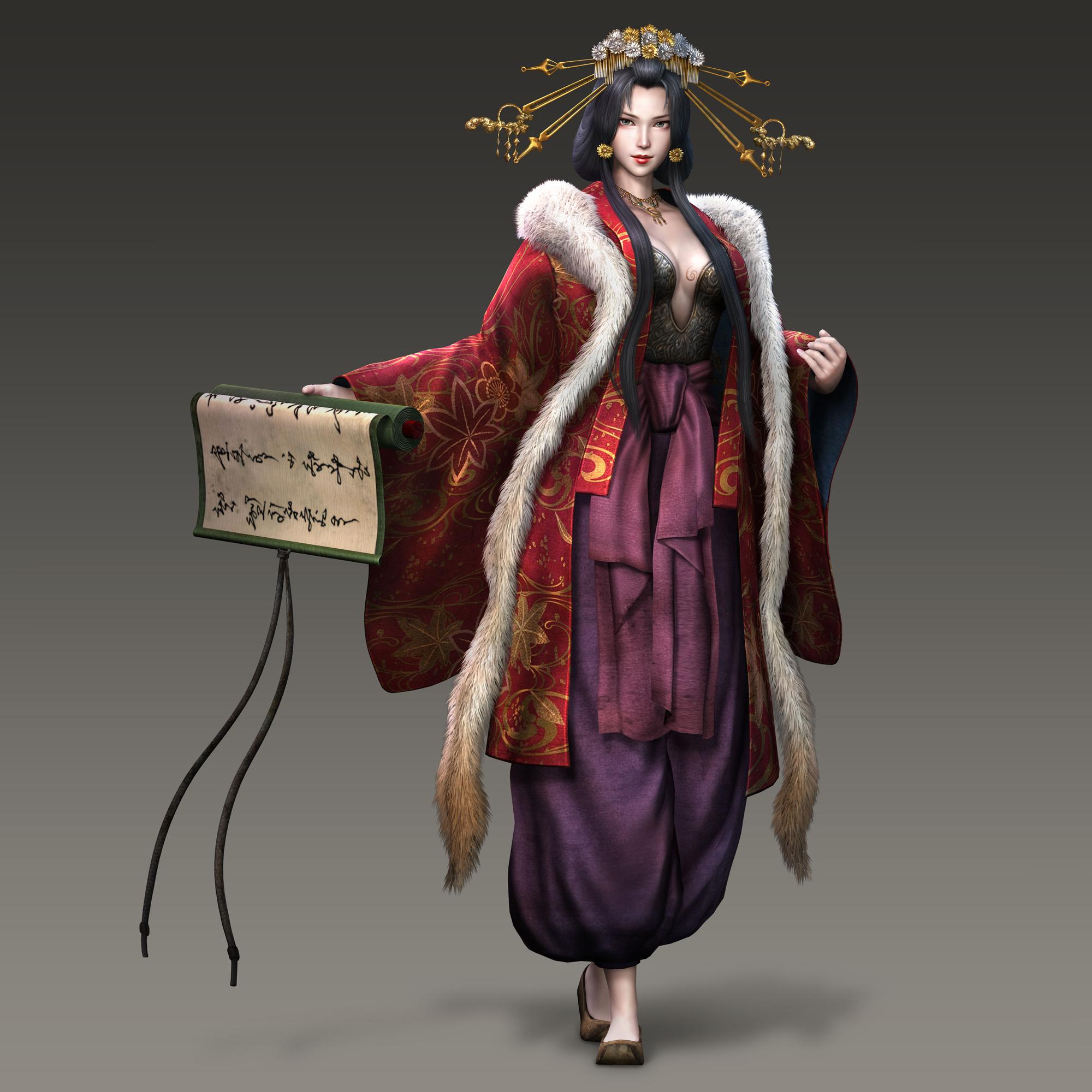 Samurai Orochi: Dynasty Warriors, Samurai