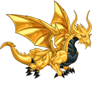 Image - Gold Dragon 3c.png - Dragon City Wiki