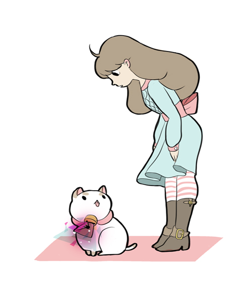 Character bee and puppycat wiki