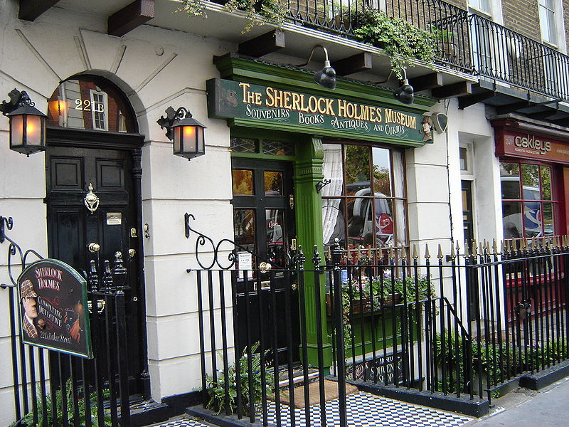 221b Baker Street Museum File:221b Baker Street Museum