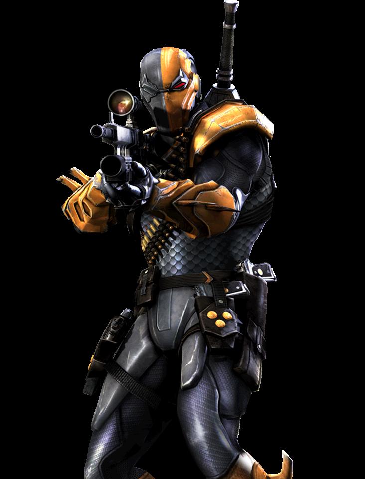 Slade Wilson (Injustice: The Regime) - DC Comics Database