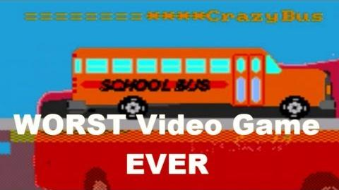 The WORST Game Ever Made CrazyBus Review