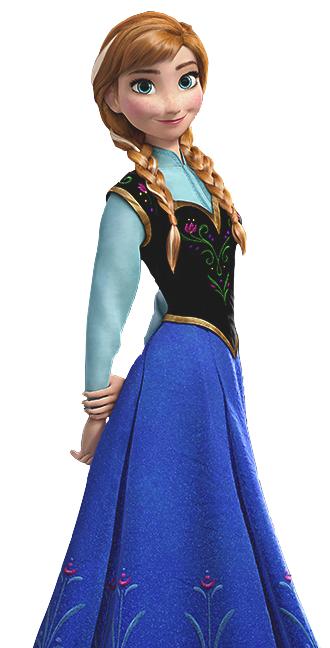 Image - Disney-Anna-2013-princess-frozen.jpg - Disney Wiki