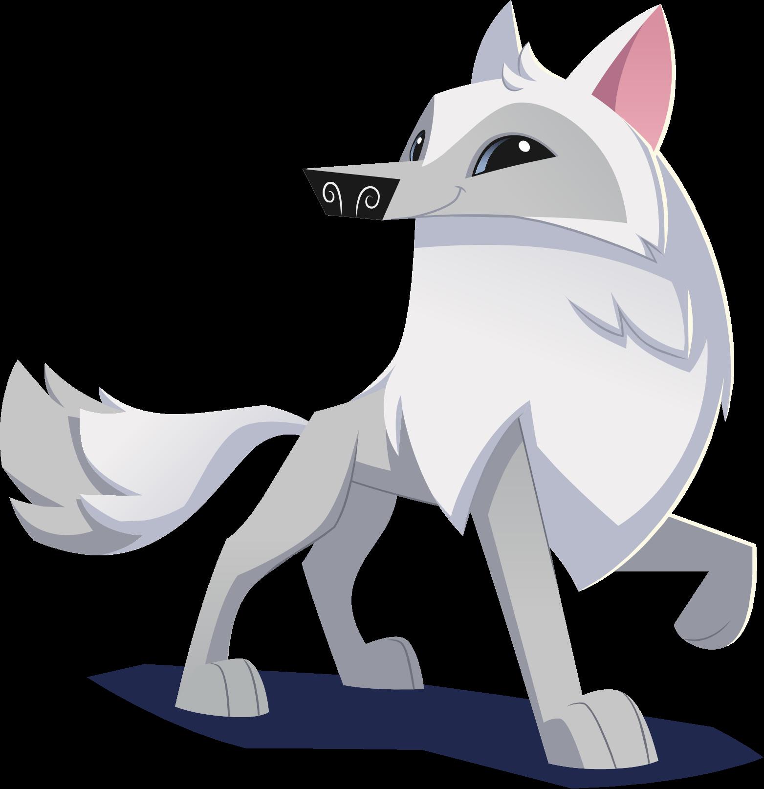 Animal Jam Arctic Wolf