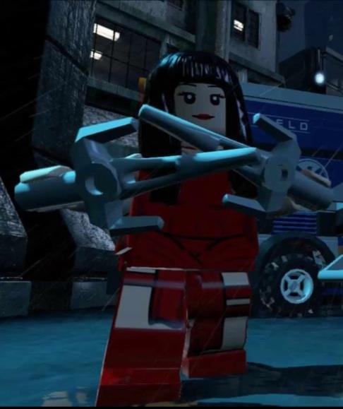 Image - Elektra.jpg - LEGO Marvel Superheroes Wiki