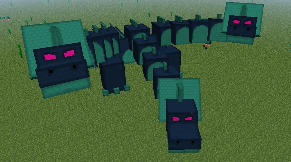 Minecraft Spider Boss