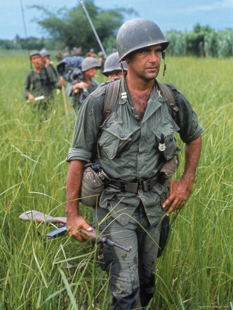 - 553909us-army-captain-robert-bacon-leading-a-patrol-during-the-early-years-of-the-vietnam-war-posters