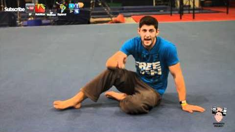 How to back handspring tutorial part 5 back hand spring how-to