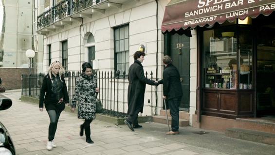 221b Baker Street Bbc 221b Baker Street