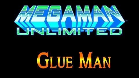 Escenario de Glue Man