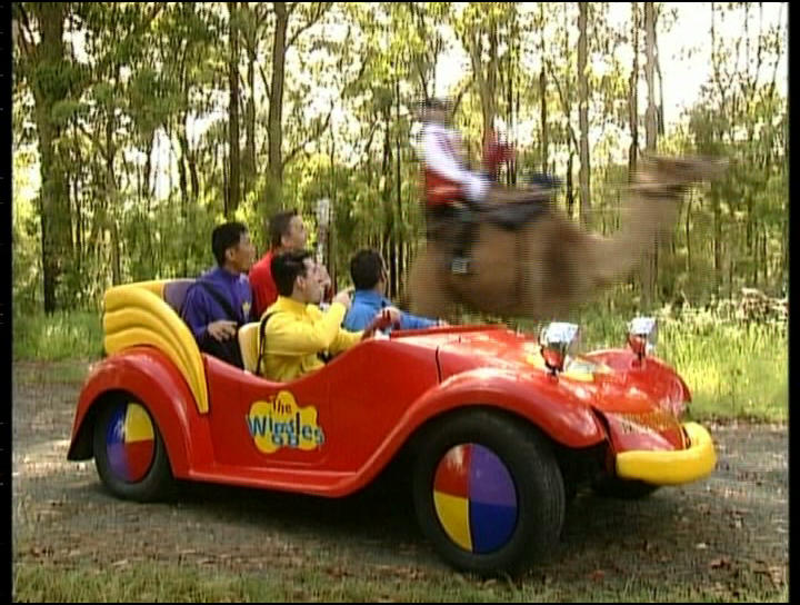 The Wiggles Movie Car Related Keywords & Suggestions - The