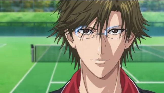 Prince of tennis dating
