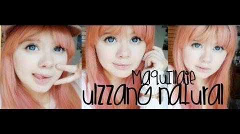 Maquillaje Ulzzang Súper Natural *Ulzzang Latina*