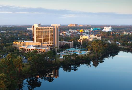 Disney Hotels Near Downtown Disney