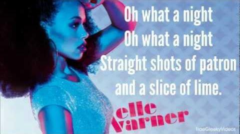 Elle Varner - Oh, What A Night (Lyrics)