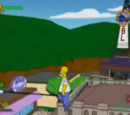 Springfield (The Simpsons Game)