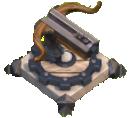Les tours de l'enfer et Arc-X X-bow-unloaded