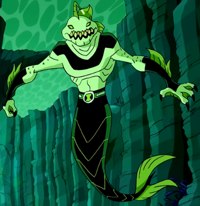 Image - Ripjaws tail.png - Ben 10 Planet, the Ultimate Ben ...