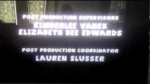 Robot and Monster Ending Credits