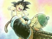 Gohan trova Goku