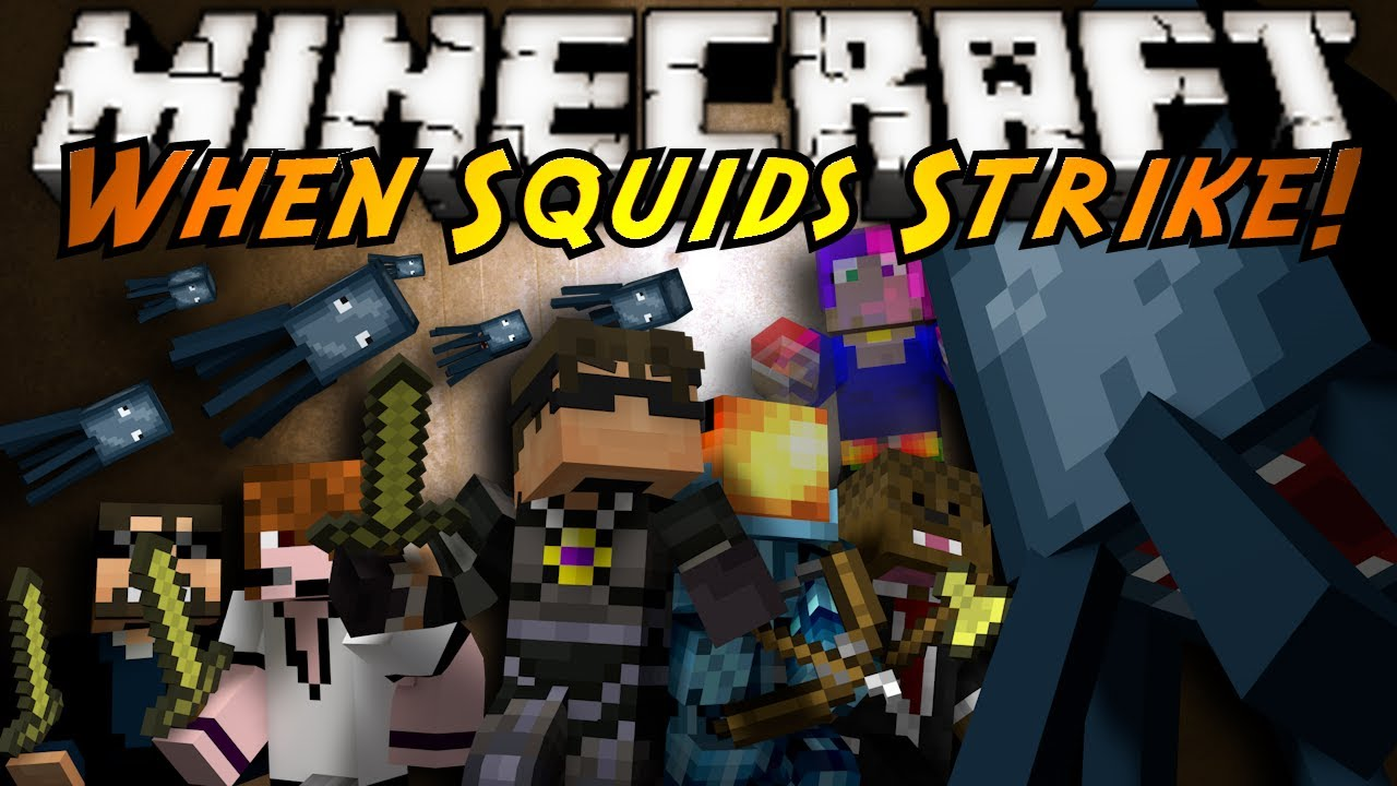 Minecraft Team Crafted Hunger Games