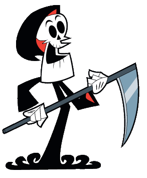 the grim adventures of billy and mandy meet reaper wiki