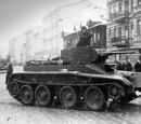 BT-7 Cavalry Tank