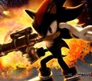 Shadow The Hedgehog (Fantasy Version)
